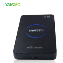 Yanzeo SR360 865Mhz~915Mhz Desktop UHF RFID Card Reader Access Control System POS Warehousing with Keyboard Emulation Output
