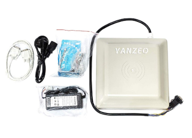 SR681 UHF RFID Reader 6m Long Range IP67 8dbi Antenna RS232/RS485/Wiegand Output UHF RFID Reader