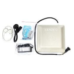 SR681 UHF RFID Reader 6m Long Range IP67 8dbi Antenna RS232/RS485/Wiegand Output UHF RFID Reader