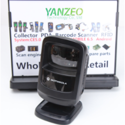 QR Bar code For Zebra DS9208 Digital Hands-Free Barcode Scanner 1D 2D With USB Cable