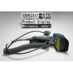 Barcode Scanner for RJS Inspector D4000 Laser CR2 Linear Bar Code Verifier Opti Barcode Reader