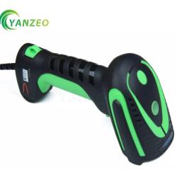 Yanzeo E9820 2D Scanner Industrial Rugged handheld High Definition 1D/2D IP68 Barcode Scanner
