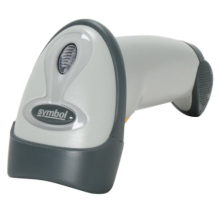 Zebra Motorola Symbol LS2208 Series LS2208-SR20001R Handheld Barcode Scanner - USB Kit with Cable and Stand