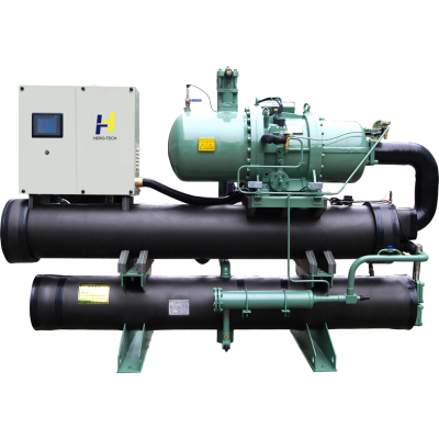 water cooled screw chiller---240kw to 700kw