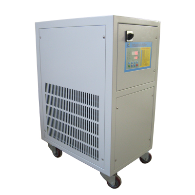 Environmental air cooled Industrial chillers 1kw--6kw