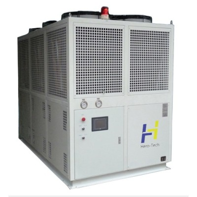Air cooled screw chiller--500kw to 720kw