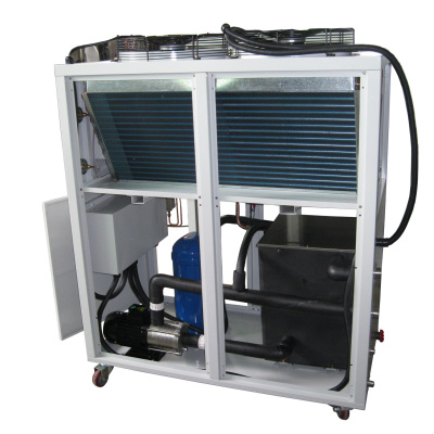 Air cooled industrial chiller--8kw to 17kw
