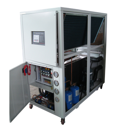 Environmental air cooled Industrial chiller--24KW TO 60KW