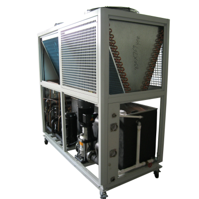 Industrial air cooled chiller--62kw to 134kw