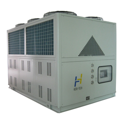 screw type chiller---96KW TO 140KW