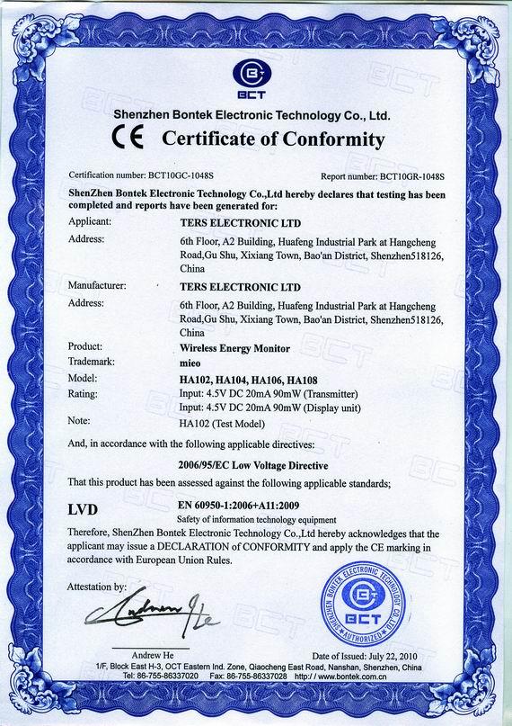 Ce Certification Database