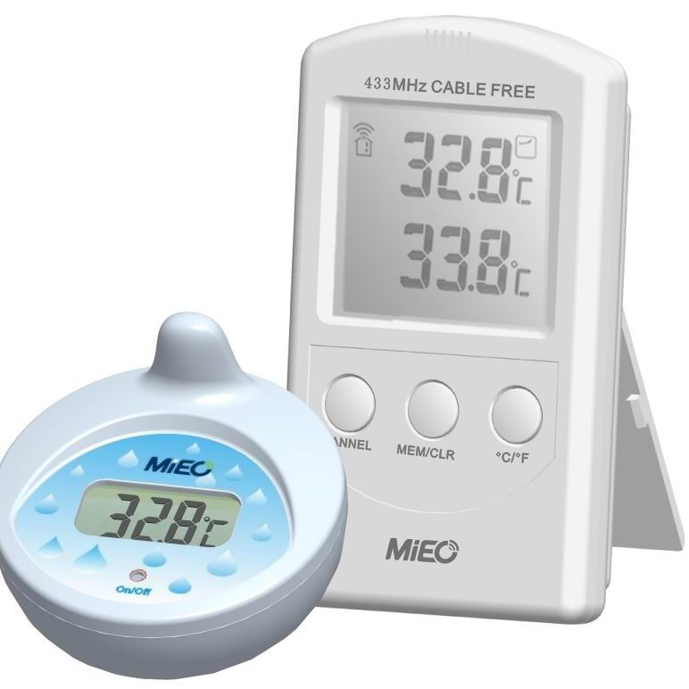Wireless Pool Thermometer Buy Swimming Thermometer Water Thermometer Pool Thermometer