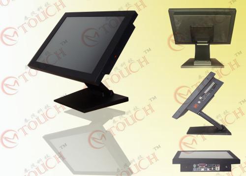 15'' لمس كل واحد في الكمبيوتر لنقاط البيع والتطبيقات الصناعية