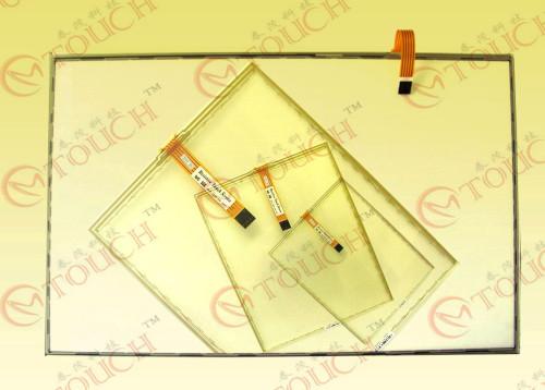 21.5'' pouces avec 5wire 16h09 panneau tactile résistif analogique de l'écran tactile à des fins médicales et industrielles