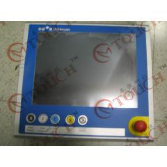 استبدال الشاشات التي تعمل باللمس  r8112-45 vn251-3 1010118 09-24 0020 اتصال لوحة اللمس غشاء إصلاح الزجاج