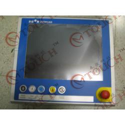 uhlmann r8112-45 vn251-3 1010118 09-24 0020 écran tactile tactile tactile en verre réparation de la membrane remplacé