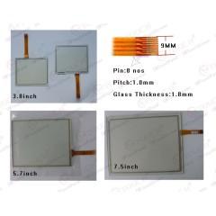 3280035-41 agp3500-t1-d24-d81c panel táctil/panel táctil agp3500-t1-d24-d81c gp-3500 ( 10.4