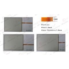 3280035-41 agp3500-t1-d24-fn1m pantalla táctil/pantalla táctil agp3500-t1-d24-fn1m gp-3500 ( 10.4