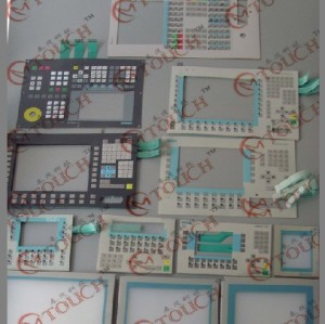 PC del panel del interruptor de membrana 6AV770-51CB10-0AD0/6AV770-51CB10-0AD0 del interruptor de membrana