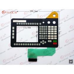Membrane keypad keyboard for NUM 0224205524B48013