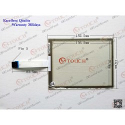 Touch screen for PPC-L62T-R80-BXE