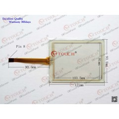 Touch screen for X13650827-06