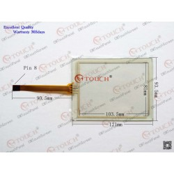 Touch screen for X13650827-07