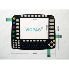 Membrane keypad for KUKA KCP200-114-265
