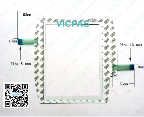 KUKA KRC KCP4 Robot controller keypad membrane replacement