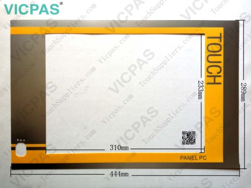 New Touch screen for Panel PC 477/577/677/877