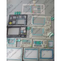 keypad membrane keyboard switch for 6AV6 641-0BA11-0AX1 OP77A