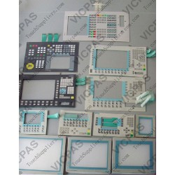Membrane keypad A5E00747062 for panel 12 K 677877