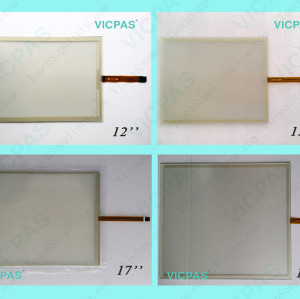 6ES7676-1BA00-0BG0 Touch panel for  Panel PC477B 12