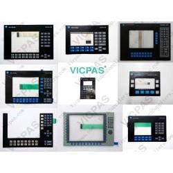 Membrane keypad switch for 6180W-15BPXPH