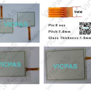 GP4105G1D Touch screen for Proface GP4105G1D