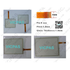 Touch screen for Pro-face 2780054-03 PL6921-T41