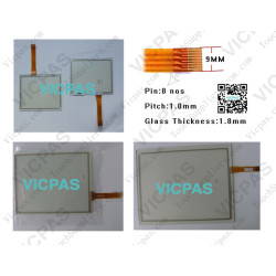 GS2107-WTBD Touch screen for Mitsubishi