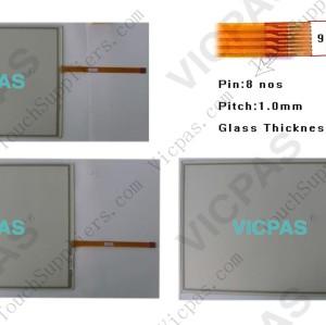 Overlay Touch Screen Panel Glass for Pro-Face GP2301-SC41-24V GP2301-LG41-24V