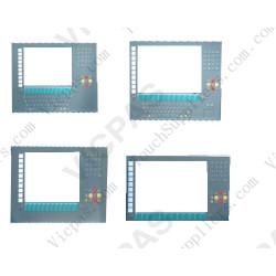 Membrane keypad for Beckhoff