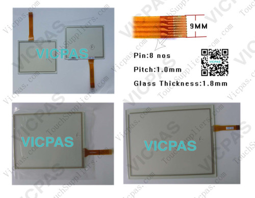 touch screen panel for KEBA T50