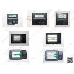 Beijer E600 membrane keypad and touch screen replacement