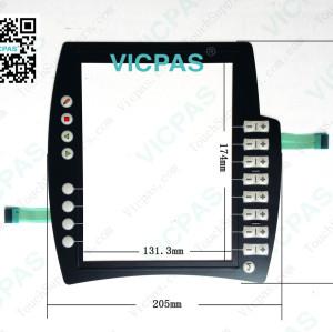 KUKA KRC4 CK robot controllers keypad membrane replacement