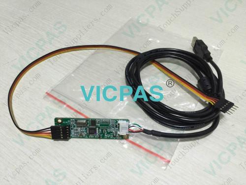 USB RS232 Touch Controller Board ETP-4500UG-B ETP-RAP4501-E RAP4502UPEG