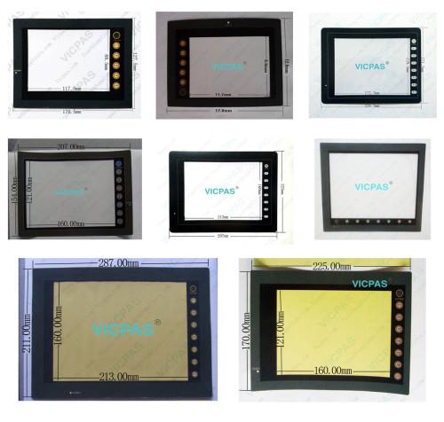 Tocuh panel glass digitizer screen membrane for Fuji UG430H-VS4