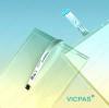GUNZE 0X004K Touch screen panel glass membrane digitizer replacement