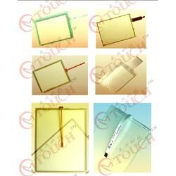 Siemens 6AV6647-0ad11-3AX0 KTP600 pn tactile numériseur verre et manbrane clavier interrupteur