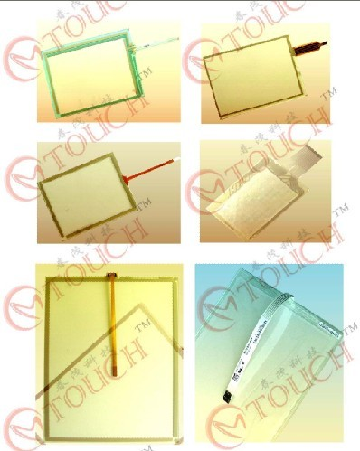 سيمنز 6av6647-0ad11-PN 3ax0 ktp600 الزجاج التحويل الرقمي لمسة لوحة المفاتيح والتبديل غشاء