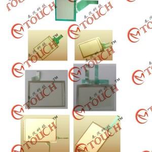 Hakko v810ic Appuyez sur panneau de verre membrane écran numériseur