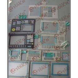 siemens 6av3607-1jc00-0ax2 op7 clavier commutateur clavier à membrane