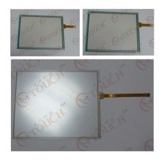 شنايدر  xbtgt2330 لمس وحة الشاشة التحويل الرقمي الزجاج الغشاء
